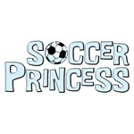 Soccer Princess Shirts