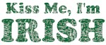 Kiss Me, I'm Irish Shirt