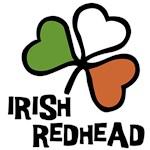 Irish Redhead T-shirts