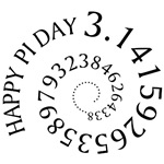 Happy Pi Day Buttons