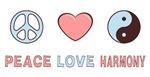 Peace Love and Harmony T-shirts