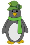 Irish Penguin T-shirts