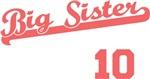 Team Big Sister Shirts