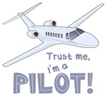 Trust Me, I'm a Pilot Shirts