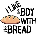 I Like Boy With Bread Shirts
