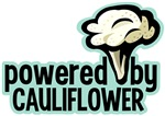 Powered By Cauliflower T-shirts