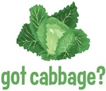 Got Cabbage Shirts