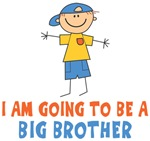 I Am Going To Be a Big Brother Shirts