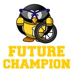 Future Champion Cyclist Shirts
