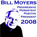 Bill Moyers for President 2008