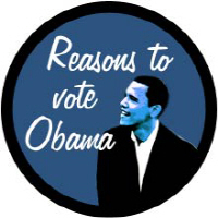 Reasons to Vote Obama