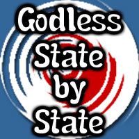 Godless State By State