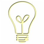 Energy & Ideas Lightbulb T-Shirts & Gifts
