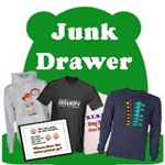 Junk Drawer Miscellaneous Designs T-Shirts & Gifts