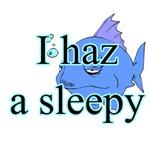 I Haz A Sleepy T-Shirts and Gifts