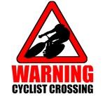 Warning: Cyclist