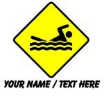 Swimmer Crossing