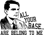 ALAN TURING - All Your Base Belong To Me
