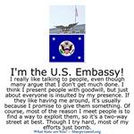 US Embassy (SQ)