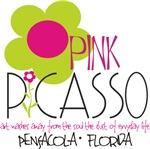 Pink Picassso Logo T
