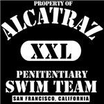 alcatraz swim team
