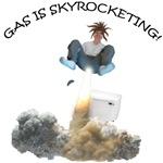 Gas is Skyrocketing