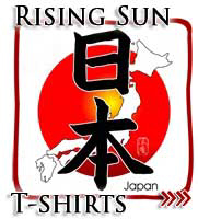 Japanese Flag Tees, Japan Tshirts