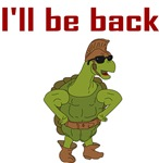I'll Be Back Turtle