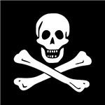 Classic Skull and Crossbones
