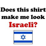 Does This Shirt Make Me Look Israeli?