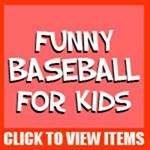 Baseball Shirts For Babies and Kids