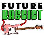 Future Bassist Pink Bass