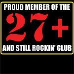 27 Club Rock Shirt