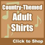 Country Shirts And T-Shirts