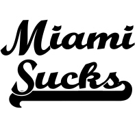 Miami Sucks T-Shirts