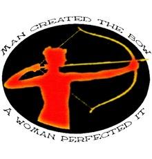 women bow hunters