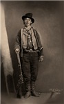 Billy the Kid B&W