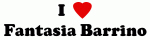 I Love Fantasia Barrino