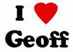 I Love Geoff