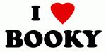 I Love BOOKY