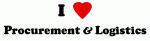 I Love Procurement & Logistics