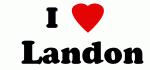 I Love   Landon