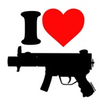 I Heart Machine Guns