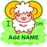 I am Cute lamb