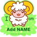 I am Cute lamb