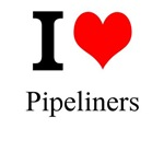 I LOVE PIPELINERS