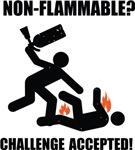 Non- flammable