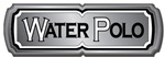 metallic plaque (water polo t-shirt)
