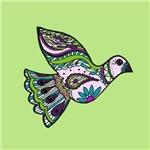 Holiday Peace Dove