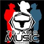 Red White Blue Tejano Pride
